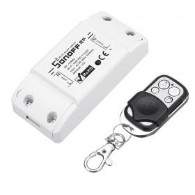 SONOFF Smart Διακόπτης RF 433MHz, WiFi 2.4GHz, λευκό- SONOFF