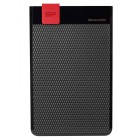 SILICON POWER Εξωτερικός HDD 4TB Diamond D30 D3L, USB 3.1, Black- SILICON POWER