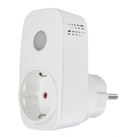 BROADLINK Έξυπνη πρίζα SP3, Τηλεχειριζόμενη, Wi-Fi- BROADLINK