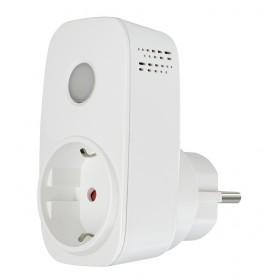 BROADLINK Έξυπνη πρίζα SP3s τηλεχειριζόμενη, μετρητής κατανάλωσης, Wi-Fi- BROADLINK