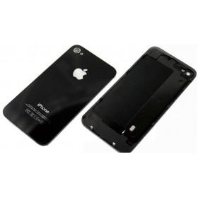 Κάλυμμα μπαταρίας για iPhone 4G, Black- BULK