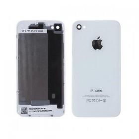 Κάλυμμα μπαταρίας για iPhone 4s, White- BULK