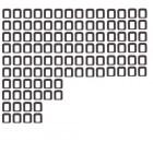 Αυτοκόλλητο φίλτρο αισθητήρα για iPhone 4G / 4S- BULK
