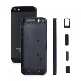Κάλυμμα μπαταρίας για iPhone 5G, High Quality, Black- UNBRANDED