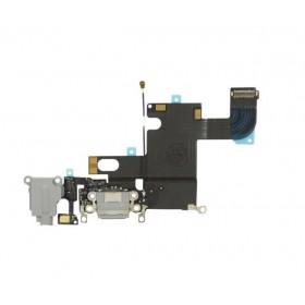 Καλώδιο flex κοννέκτορα φόρτισης για iPhone 6, Black- UNBRANDED