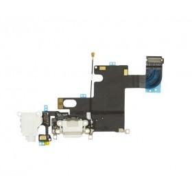 Καλώδιο flex κοννέκτορα φόρτισης για iPhone 6, White- BULK