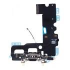 Καλώδιο Flex Charging Port για iPhone 7, Black- BULK