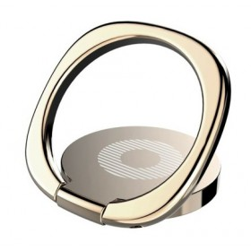 BASEUS finger ring holder Symbol SUMQ-0V, χρυσό- BASEUS