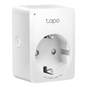 TP-LINK smart αντάπτορας ρεύματος TAPO-P100, Wi-Fi, bluetooth, Ver. 1.2- TP-LINK