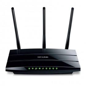 TP-LINK 300Mbps Ασύ.N Gigabit ADSL2+ Modem Router (Annex B) - TD-W8970B- TP-LING - TD-W8970B