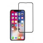 POWERTECH Tempered Glass 5D, Full Glue, iPhone 11 Pro Max, μαύρο- POWERTECH