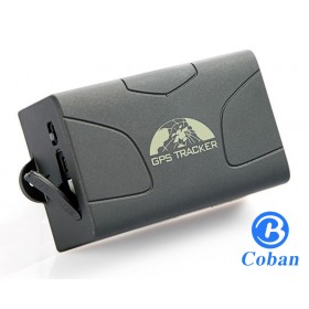COBAN GPS Tracker Οχημάτων TK104B, GPS & GSM, αδιάβροχο- COBAN