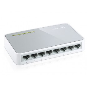 TP-LINK TL-SF1008D 8-port switch desktop 10/100M- TP-LING