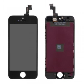 TIANMA High Copy LCD για iPhone 5S, Premium Quality, Black- TIANMA