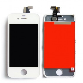 TIANMA High Copy LCD για iPhone 4S, Premium Quality, White- TIANMA