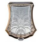 Καθρεφτάκι τσάντας TMV-0016, 4x zoom, 9.5x12cm, 12τμχ- UNBRANDED