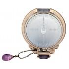 Καθρεφτάκι τσάντας TMV-0017, 4x zoom, 8.5x10cm, 12τμχ- UNBRANDED