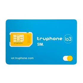 TRUPHONE προπληρωμένη κάρτα SIM Io3, 500MB, για GPS tracker- TRUPHONE