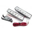 LED φώτα ημέρας αυτοκινήτου ΤΤΧ-1040Η- UNBRANDED