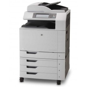 HP used Multifunction Printer CM6040 MFP, Laser, Color, με toner- HP
