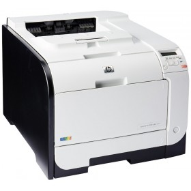 HP used Printer M451dn, Laser, Color, με toner από 20 εώς 100%- HP
