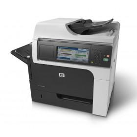 HP used Multifunction Printer M4555 MFP, Laser, Mono, toner 10-90%- HP