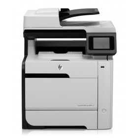 HP used Εκτυπωτής LaserJet M475dn, Color, MFP, toner από 10% εώς 100%- HP