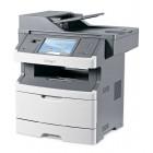 LEXMARK used Printer X463DE, Laser, Mono, extra tray, toner 25-90%- LEXMARK
