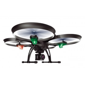 UDIRC Drone U818A Plus, 720p, 120° wide-angle HD Camera, WiFi, VR Mode- UDIRC