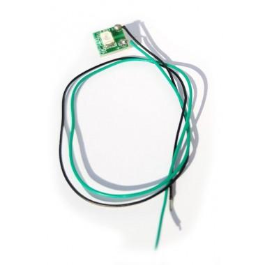Ανταλ/κά Drone U818A PLUS - Front LED board (Green)- UDIRC