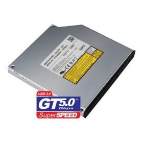 PANASONIC DVD-RW Drive UJ8A0, 8x, SATA, 12.7mm, Tray- BULK
