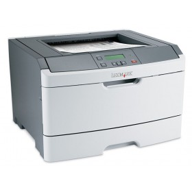 LEXMARK used Printer E360D Laser, Mono, No Toner No Drum- LEXMARK