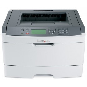 LEXMARK used Printer E460DN Workgroup, Mono, Laser, No Toner No Drum- LEXMARK