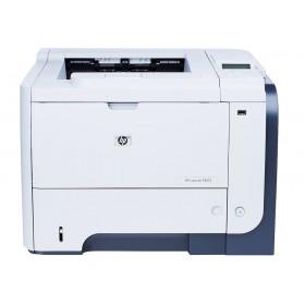 HP used Printer LaserJet Enterprise P3015dn, Monochrome, no toner- HP