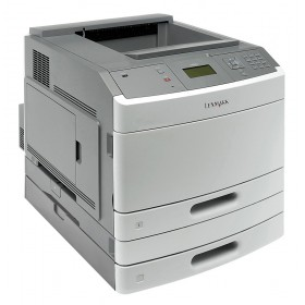 LEXMARK used Printer T650DN, Laser, Mono, no toner- LEXMARK