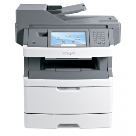 LEXMARK used MFP 4 in 1 Printer X464DE, Laser, Mono, no toner/Drum- LEXMARK