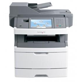 LEXMARK used MFP 4 in 1 Printer X464DE, Laser, Mono, no toner/Drum- LEXMARK