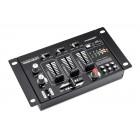 VOICE KRAFT μίκτης ήχου VK300-BT τριών καναλιών USB/Bluetooth/SD, μαύρος- VOICE KRAFT