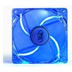 Deep Cool ανεμιστήρας 120mm – Διαφανής – BLUE LED  (Υψηλής ποιότητας & αθόρυβο )- DeepCool - XFAN120L-B