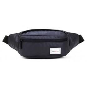 ARCTIC HUNTER τσάντα μέσης YB14001-BK, αδιάβροχη, μαύρη- ARCTIC HUNTER