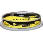 MAXELL CD-R 80min, 700MB, 52x, 10τμχ Cake box- MAXELL