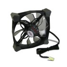 Case Cooler 12cm CobaNitrox N-120-G - INTER-TECH