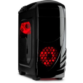 Computer Case Inter-Tech K-2 GTS Midi  - INTER-TECH