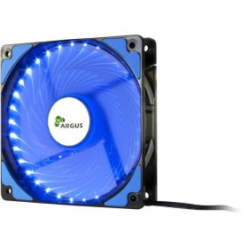 Case Cooler 12cm Argus L-12025 Blue - INTER-TECH