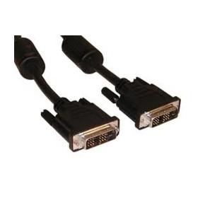 Cable DVI M/M Bulk 5m Logilink CD0003 - LOGILINK
