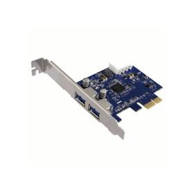 PCI Express to 2x USB 3.0 LogiLink PC0054 - LOGILINK