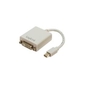 Mini DP to DVI Converter Logilink CV0037 - LOGILINK