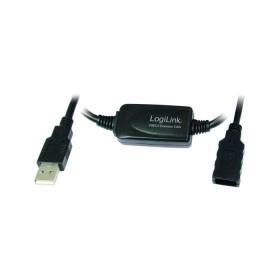 Cable USB Repeater 15m Logilink UA0145 - LOGILINK