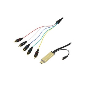 HDMI to Ypbpr and Audio Cable Logilink CV0053 - LOGILINK