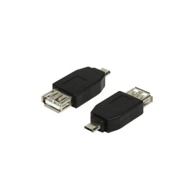Adapter USB micro B to USB A female LogiLink AU0029 - LOGILINK